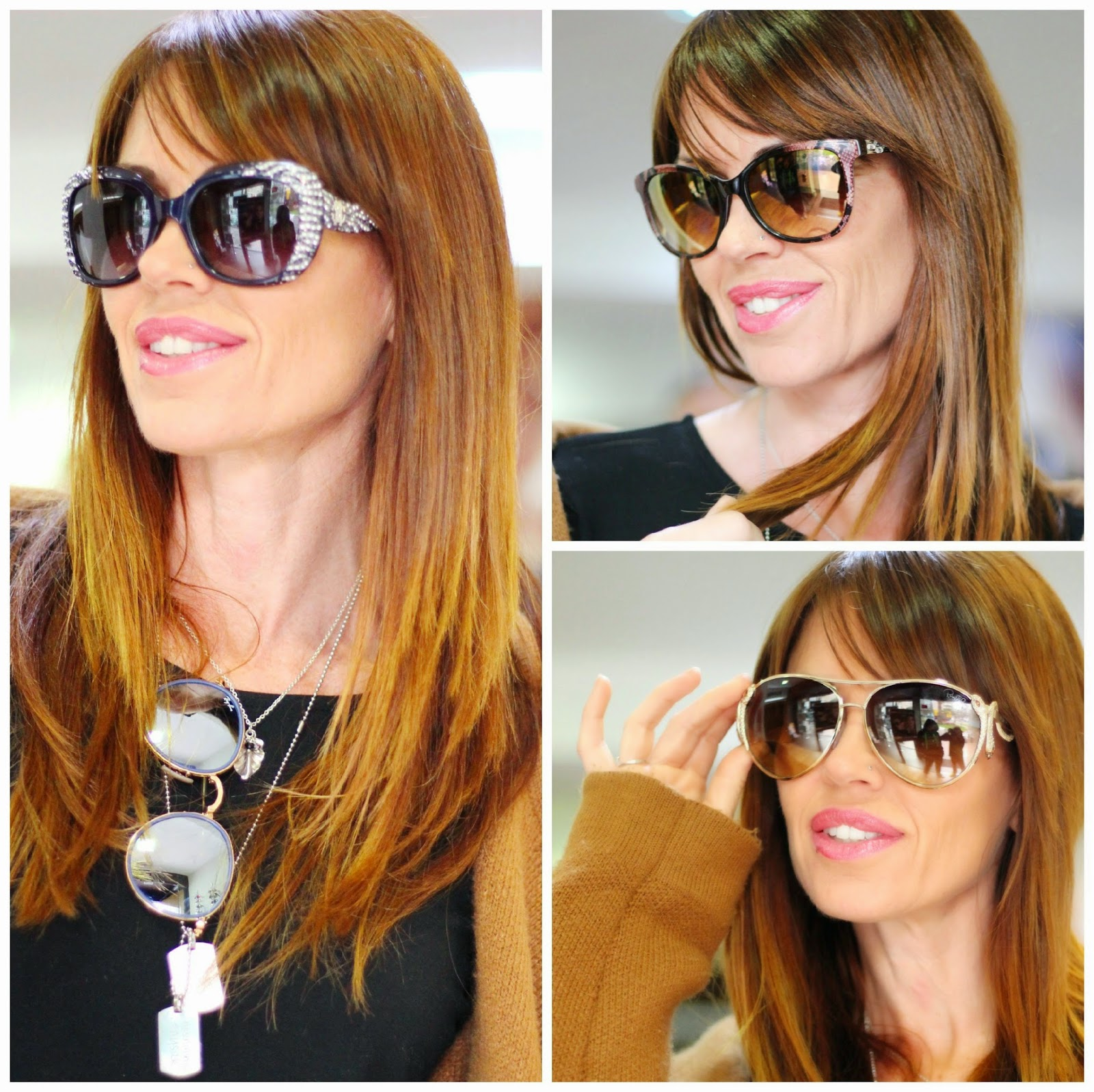 Tendencias gafas de sol 2015 - Cavalli - Tom Ford - Dsquared - Fashion Blogger - Sunnies