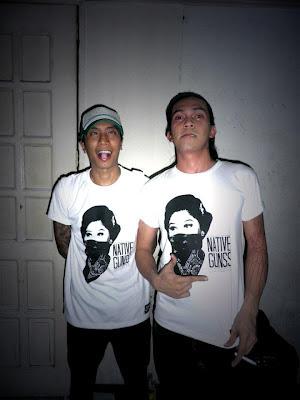 Puto Astete and Led Tuyay of Kamikazee | Awesome in Manila
