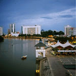 Sarawak Kuching Waterfront