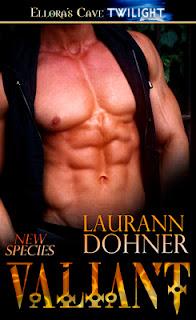 Serie Nuevas especies de Laurann Dohner (Inglés) Valiant_msr