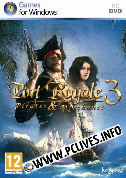 Port Royale 3 cover download