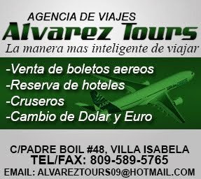 ALVAREZ TOURS