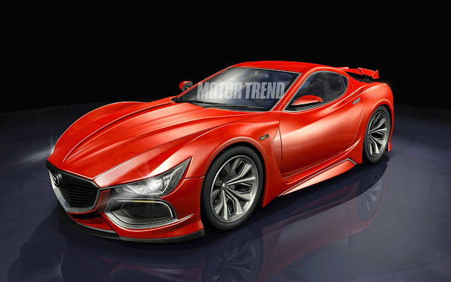 2017 Mazda RX7 Release Date and Price