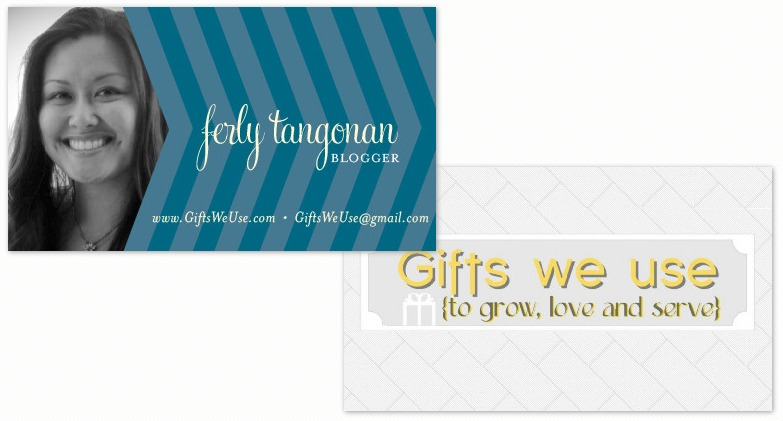 Gifts We Use Minted Does Business Cards Right