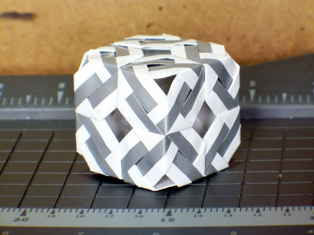 Carlos A  Sonobe Cube From Decoration Box By Lewis Simon