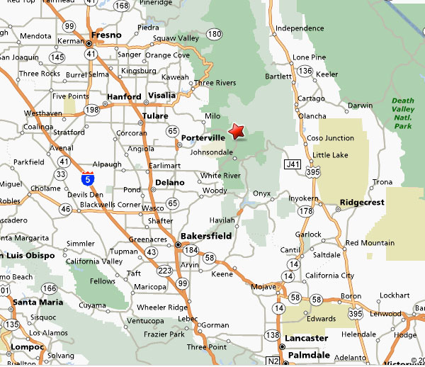 calif city map html with Springville California Road Trip on Service areas additionally Guadalupe moreover Goleta further Hesperia California Aerial Photography Map together with Norwalk California Street Map 0652526.