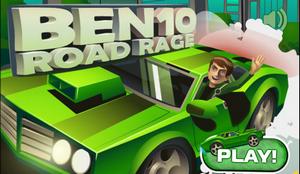 لعبة سيارة بن تن