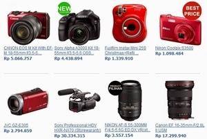 Beberapa Contoh Produk dari Camera.co.id - Irwan Bloggers Community