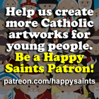 Help us create more Catholic artworks for young people.