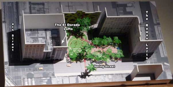 Thoughts on architecture and urbanism new spring street park los