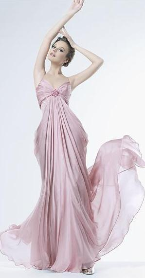 novias: vestidos color rosa 2012 ~ peinados para fiesta, juegos de