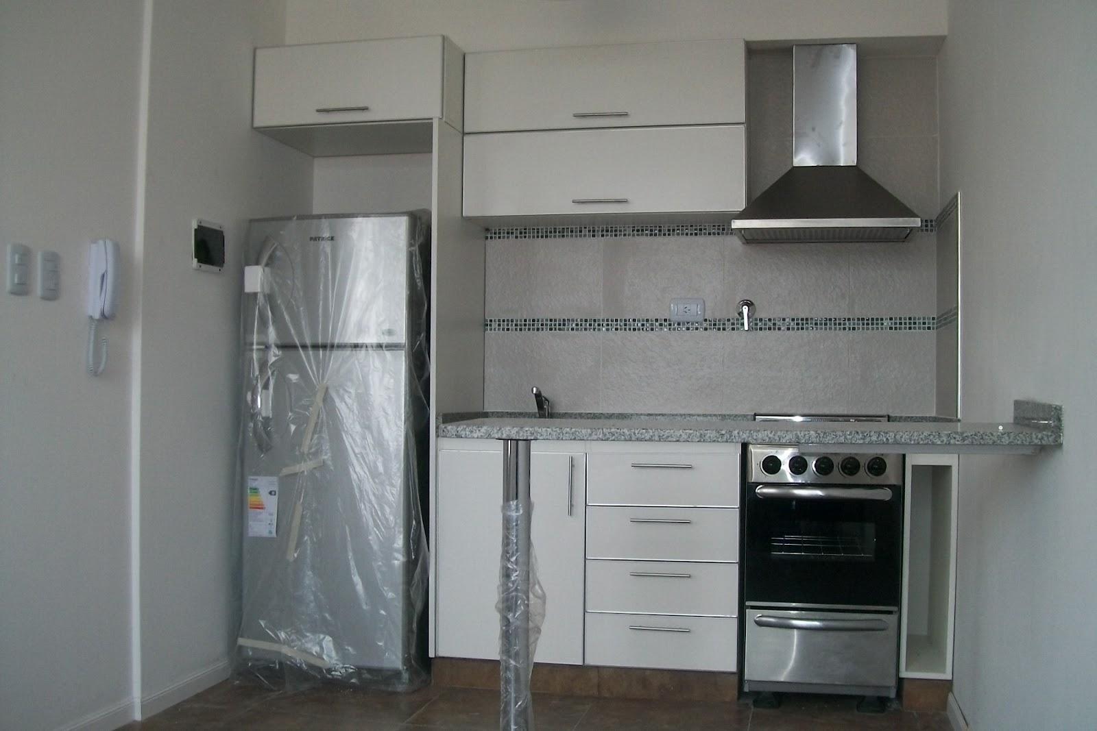 Pincen amoblamientos amoblamiento de cocina color blanco - Cocina de color ...