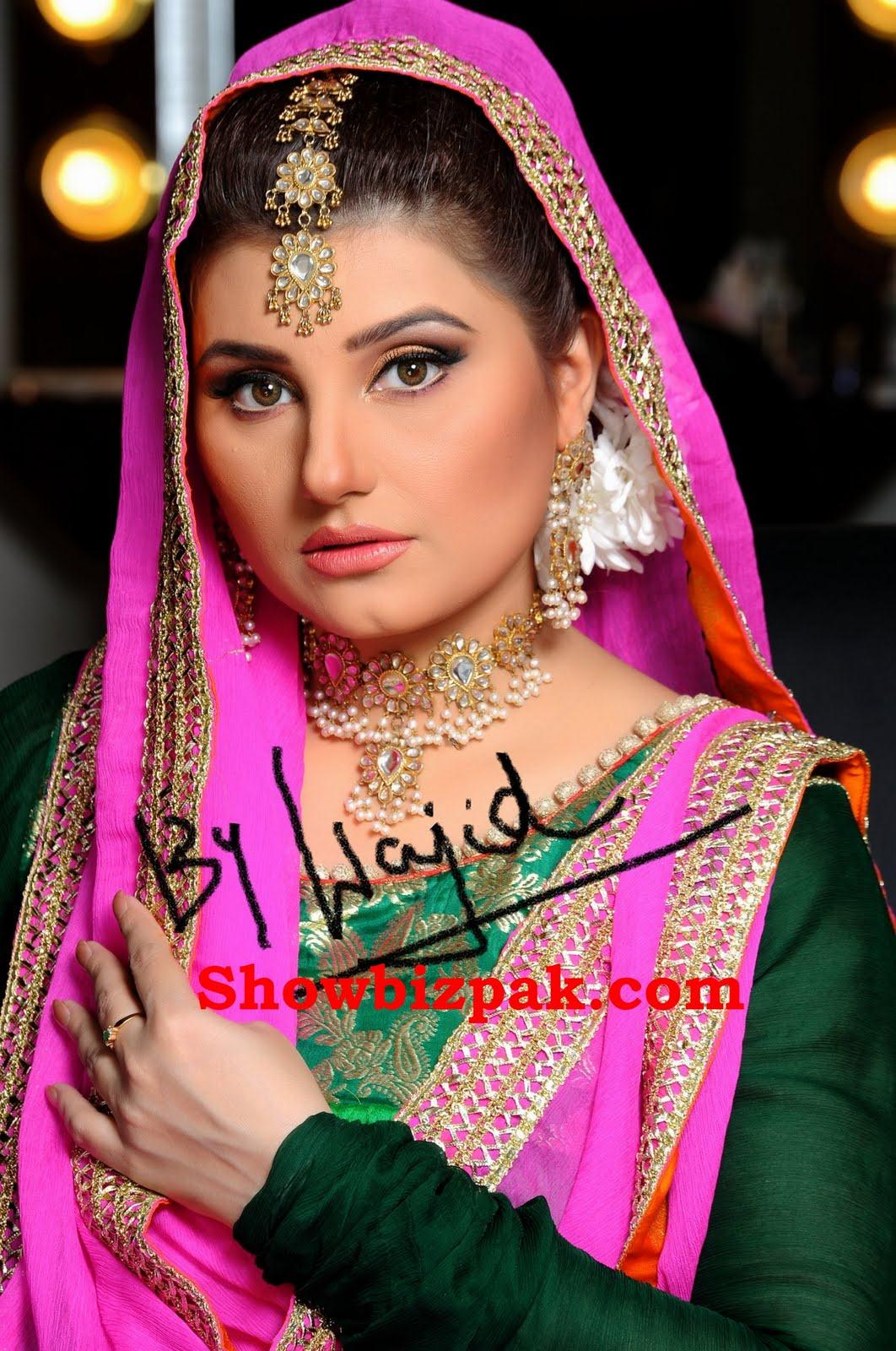 Javeria Saud Bridal Shoot 2011