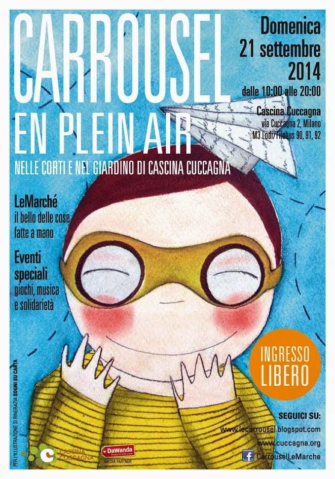 Carrousel domenica 21 settembre 2014