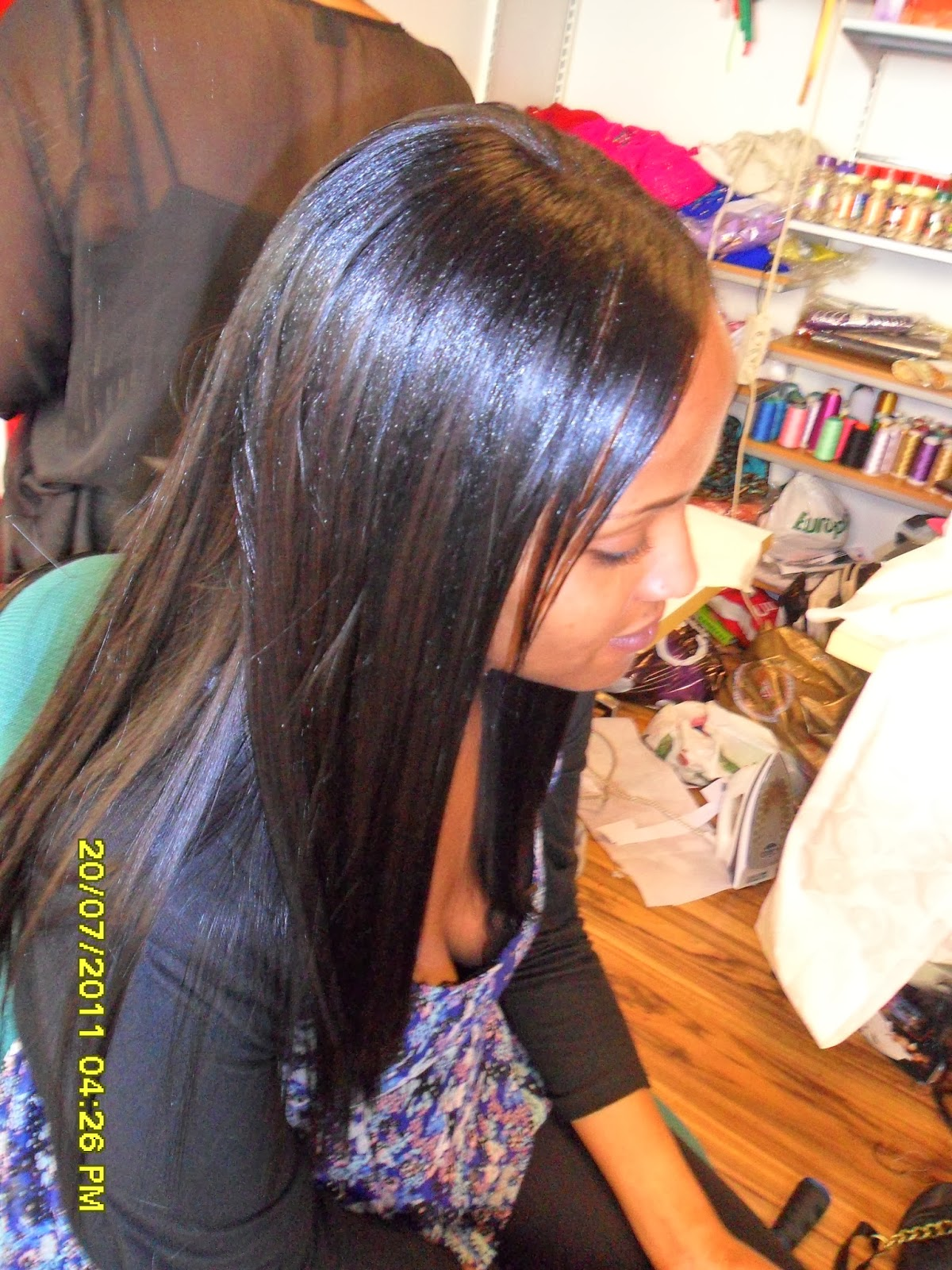 Weave On Hair Styles School Of Hairdressing And Beauty Cosmetology