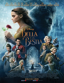 Ver La Bella y la Bestia (Beauty And The Beast)  (2017) película Latino