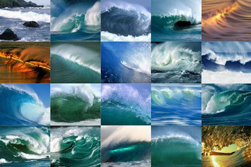 Las olas del mar I (20 fotografías muy frescas)