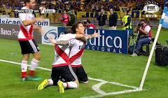 Video con todos los goles de River en Mar del Plata