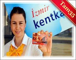 İzmir kentkart