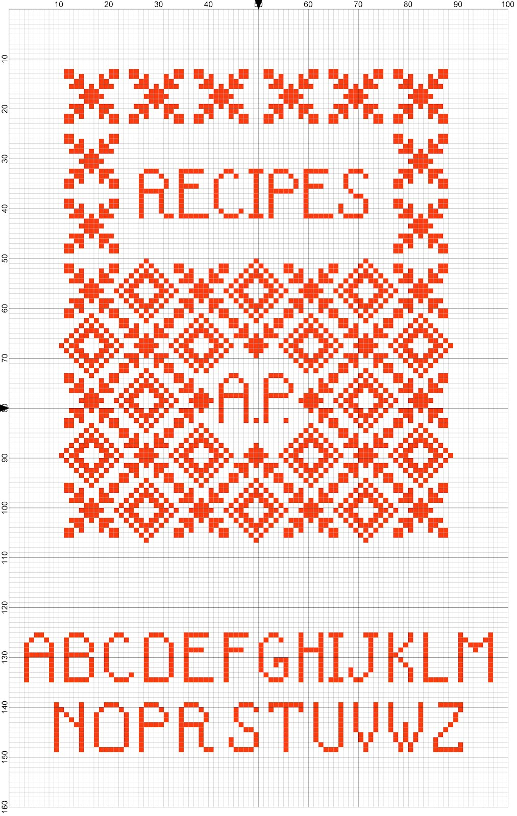 Book Cover Patterns Photo Free : The world according to Ági free cross stitch pattern