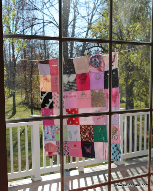 Baby Clothes Memory Blankets – Boy and Girl