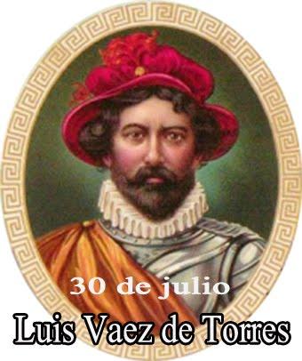 Navegantes, Luis Vaez