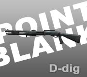 Senjata 870MCS Point Blank - PB