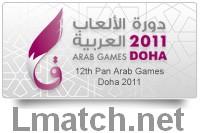jeux panarabes doha 2011 Arab Games