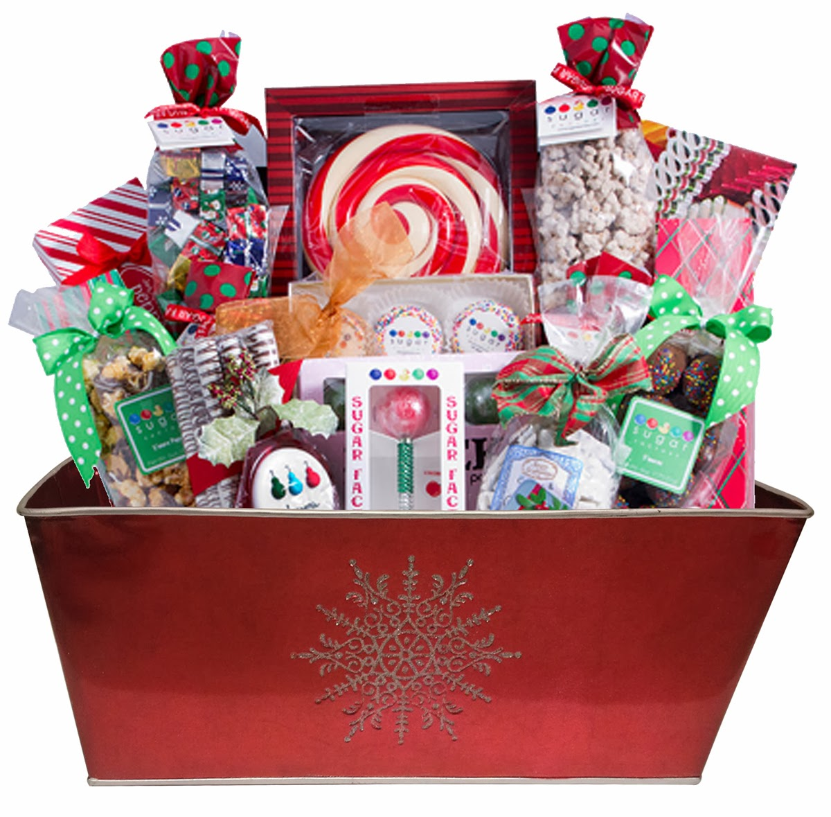Themed Gift Baskets For Christmas: Themed christmas gift baskets for ...