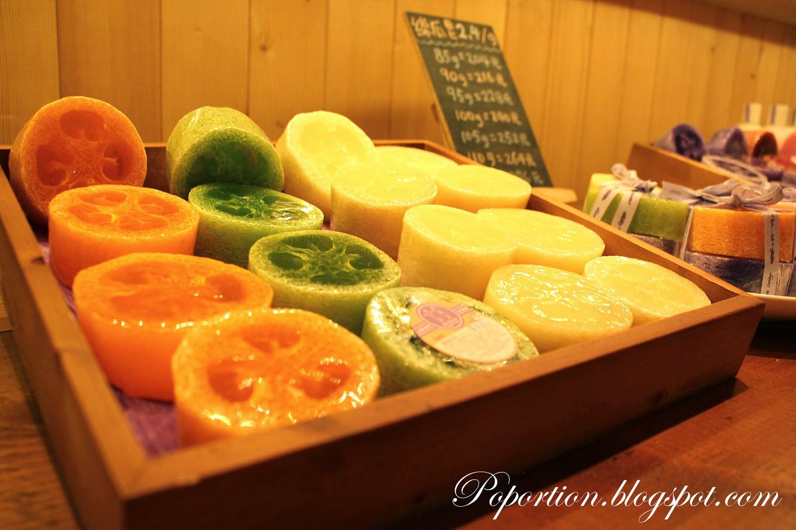 handmade soaps souvenirs