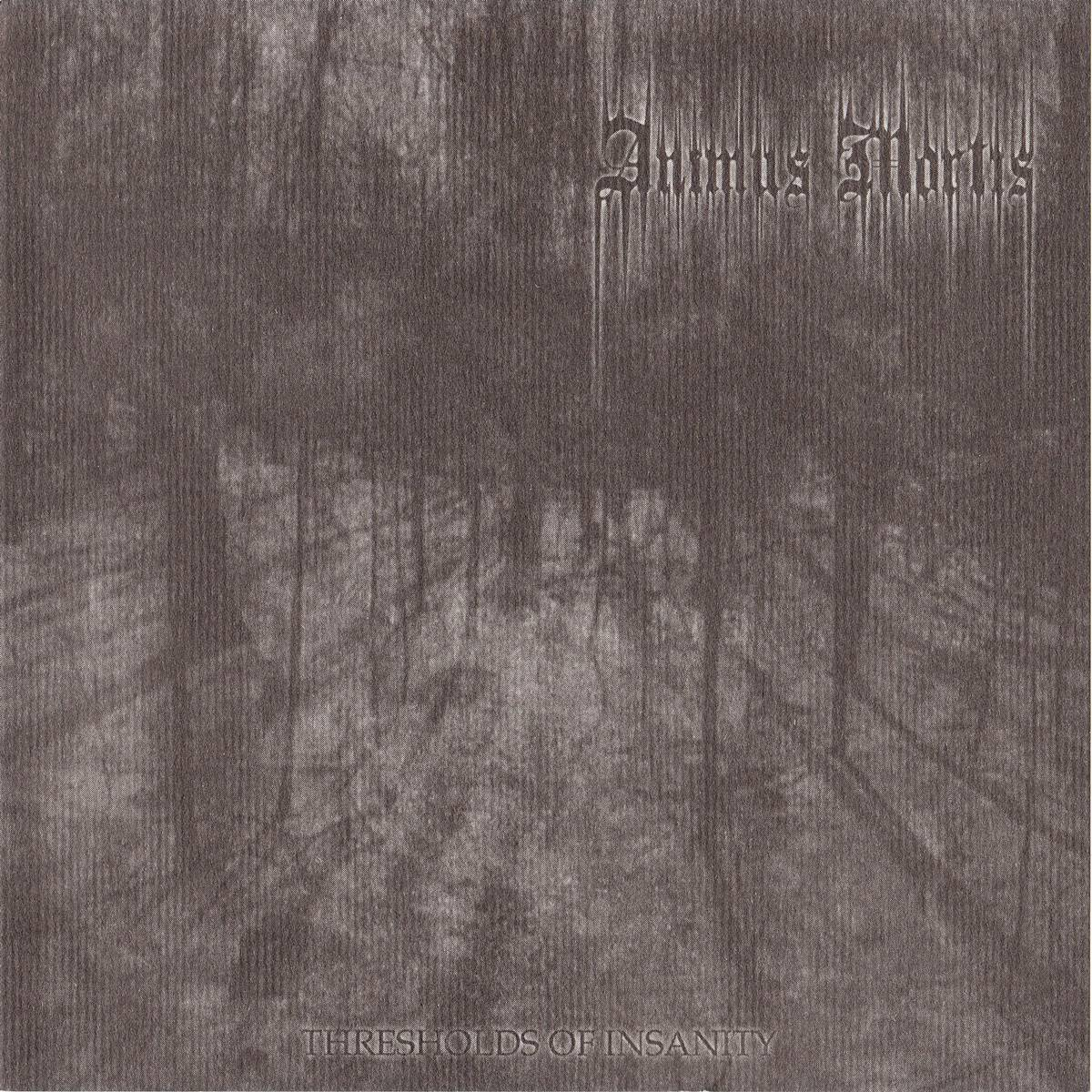 Finsternis: Animus Mortis - Thresholds of Insanity