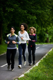 Exercise tips for busy women