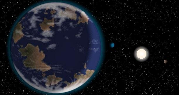 Há dezenas de bilhões de planetas habitáveis na nossa galáxia (com video)