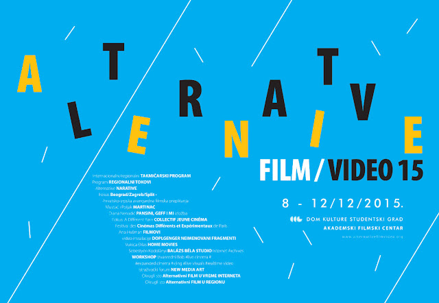 Alternative film/video 2015