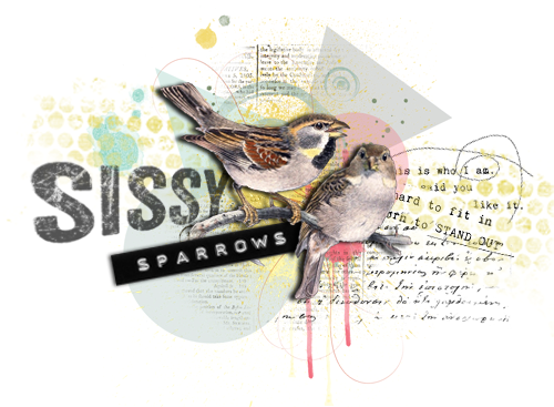 Sissy Sparrows