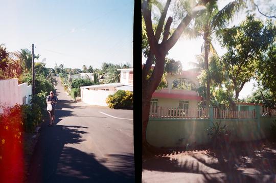 Mauritius Golden Half