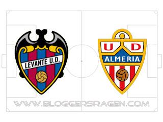 Pertandingan Almeria vs Levante UD