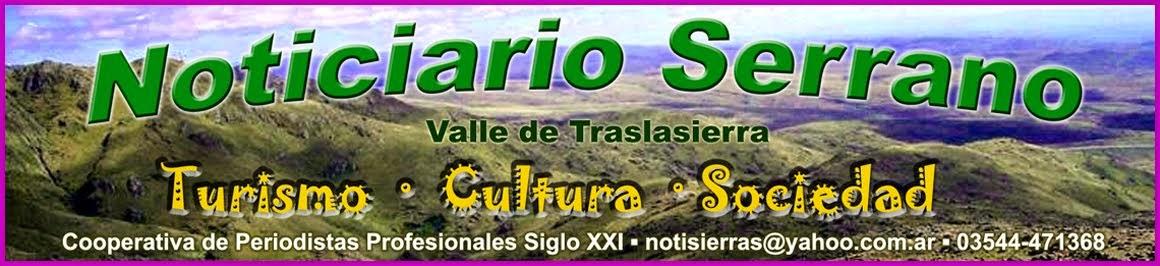 Noticiario Serrano de Traslasierra
