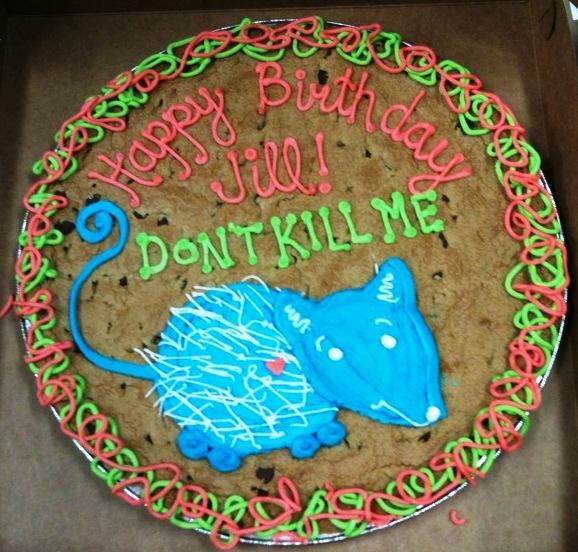 Possum Cake Ideas