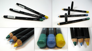 Labo Make-Up - Extra Color Pencils - panoramica