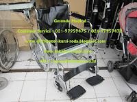 jual kursi roda harga