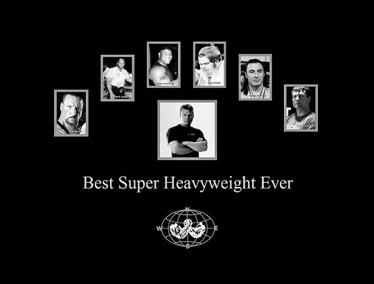 Who Is the Best Super Heavyweight Ever ?
