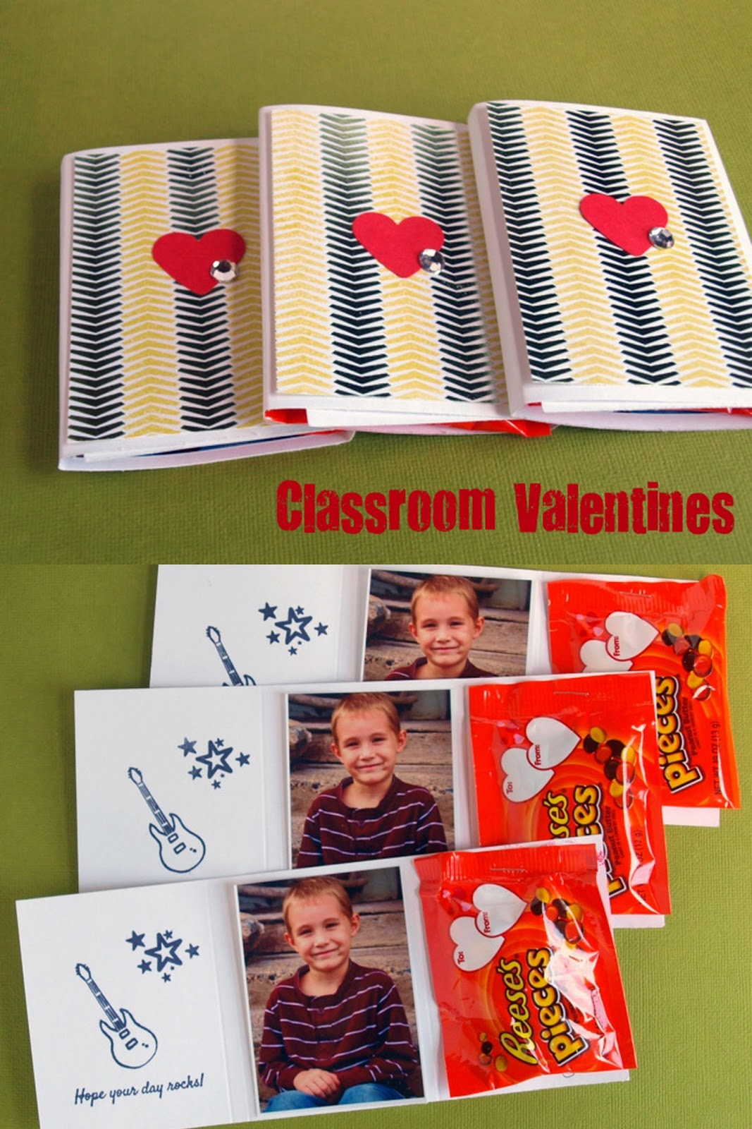 Classroom Design For Valentines Day ~ The honor roll classroom valentines tutorial