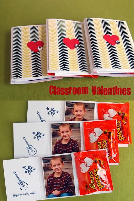 Classroom Valentines Design ~ The honor roll classroom valentines tutorial