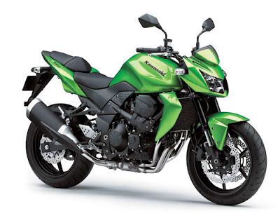 2012 Kawasaki Z750