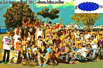 s.b.r tour radical 2011