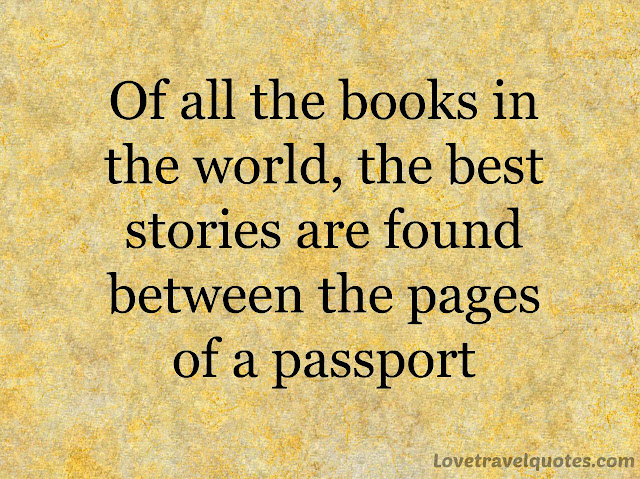of all the books in the world, the best stories are found