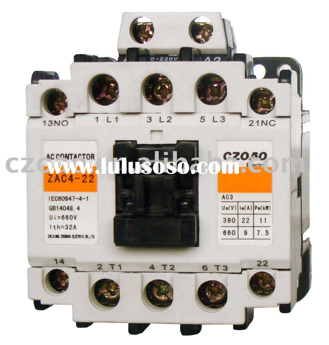 Wiring Diagram For Ac Contactor : Contactor wiring diagram position selector switch