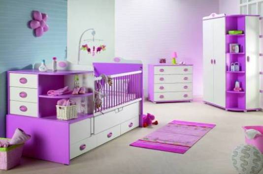 hedza+k%C4%B1z+bebek+odas%C4%B1+%2849%29 Kız Bebeği Odaları Dekorasyonu