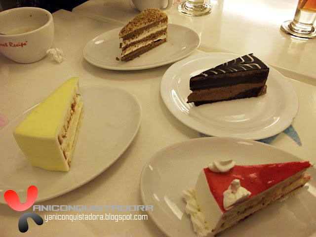 SECRET RECIPE Fresh Cream Cakes
